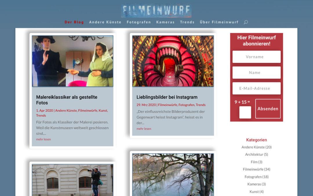Filmeinwurf.ch