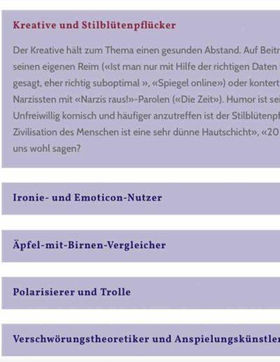 Webseite Julia Stephan: Akkordeon-Artikelseite